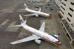 Two Boeing 737s of China Eastern airlines. (Image Copyright Boeing)