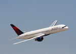 A Boeing 757 in the livery of Delta Airlines following the merger with Northwest Airlines. (Delta)