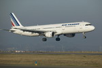 An Air France Airbus A321. (Air France/Philippe Delafosse)
