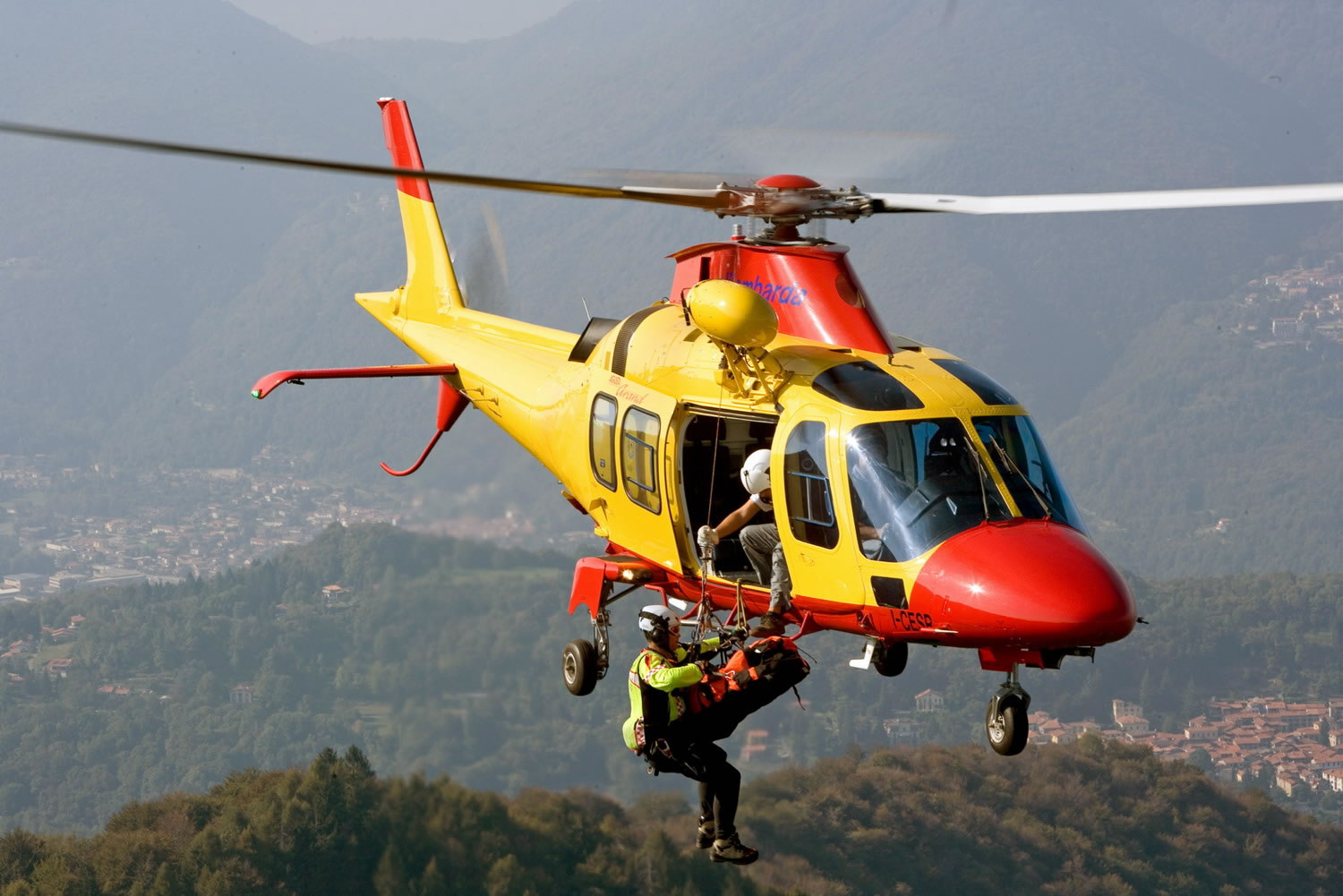 Gallery: Civil Aircraft: Helicopters - Aircraft ...