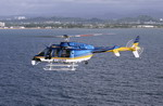 A Bell 407  operated by the police. (Bell)