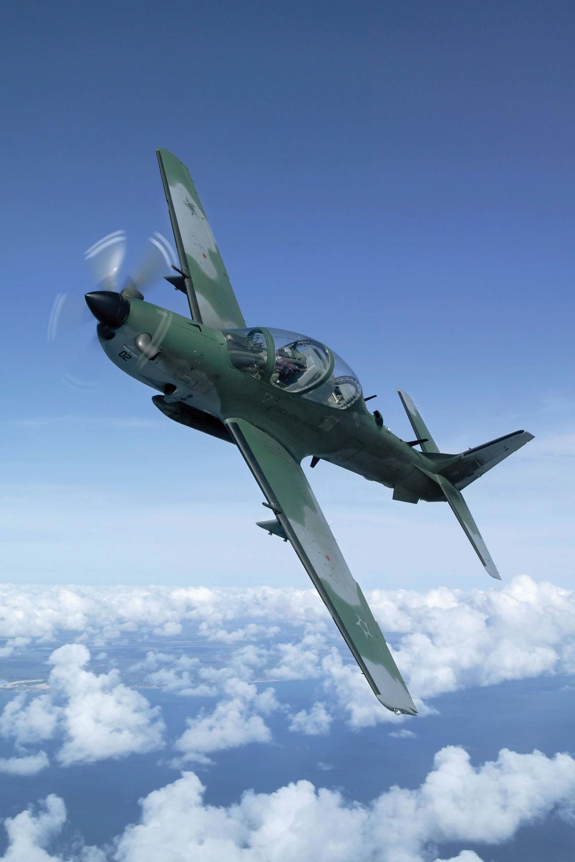Embraer está perto de fechar contrato com a Defesa dos EUA