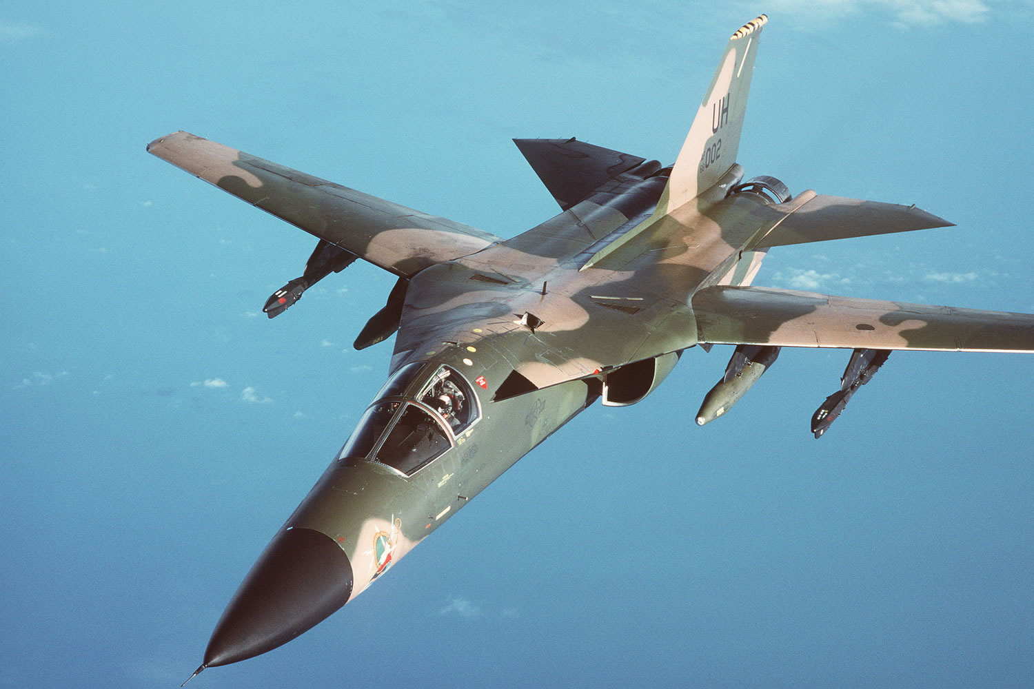 The F-111 Fighter Bomber