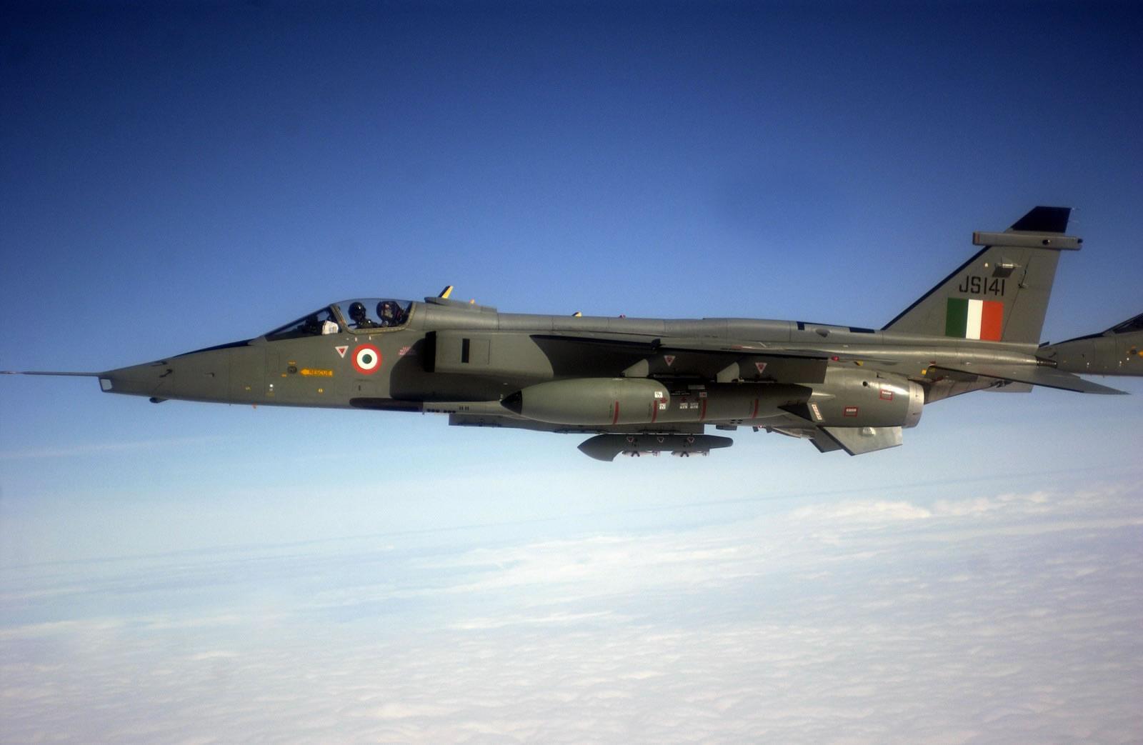 Índia abre concorrência para a compra de mais de 100 mísseis para os seus caças Jaguar