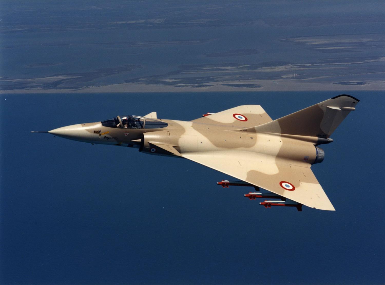 História: O voo do Mirage 4000